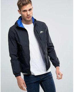 Cochato Hooded Jacket Technical Waterproof In Black