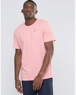 Oversized T-shirt In Pink Exclusive To Asos