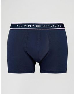 Navy Trunks