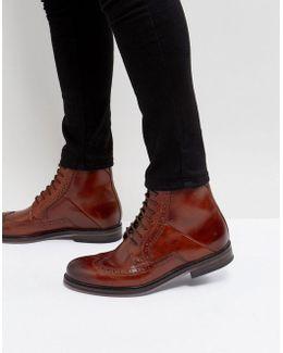 Miylan Brogue Boots