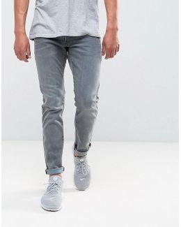 3301 Deconstructed Slim Overdye Blue Jean
