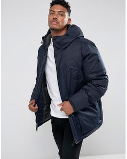 Whistler Twill Hdd Parka Jacket
