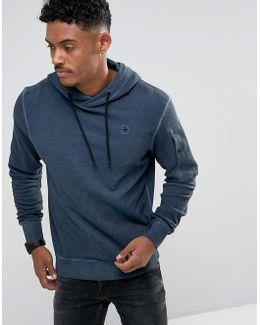 Stalt Hooded Sweatshirt