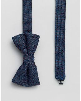 Tulbow Bowtie In Textured