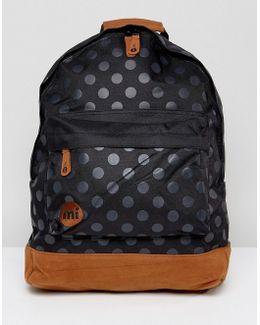 Polkadot Backpack