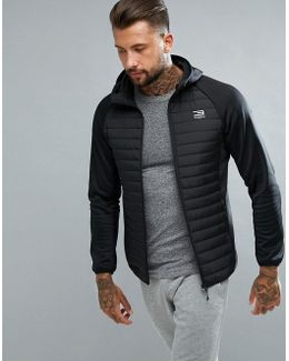 Tech Quilted Training Jacket