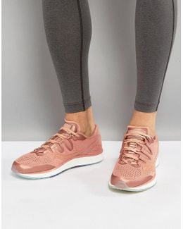Running Runlife Freedom Iso Trainers In Pink S20355-52