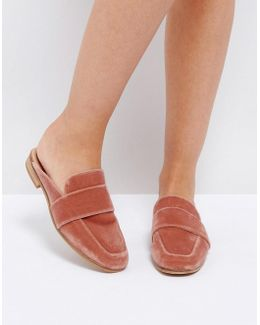 Velvet Loafer