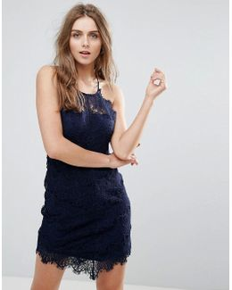 She's Got It Lace Bodycon Dress