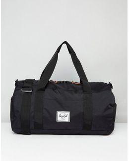 Sutton Duffle Bag In Black