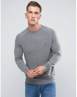 Links Sweater Gray