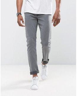 Slim Jeans With Stretch