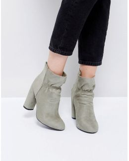 Suzanna Heeled Ankle Boots