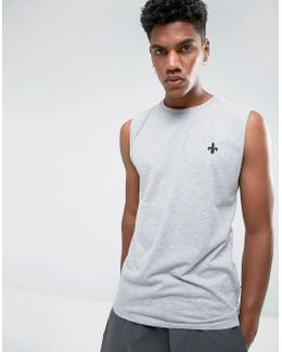 Maverick Sleeveless T-shirt Vest