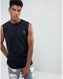 Maverick Sleeveless T-shirt Tank