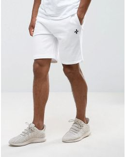 Slim Fit Drawstring Shorts