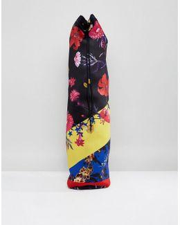 Lifestyle Multi Print Yoga Bag