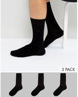 Endrick Socks In 3 Pack