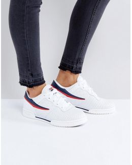 Original Fitness Perf Sneakers In White