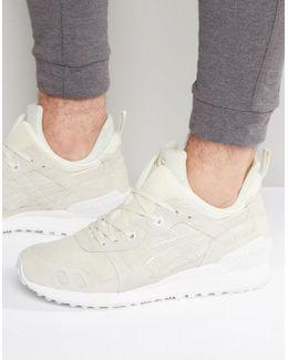 Gel-lyte Mt Sneakers In Grey