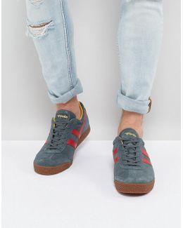 Harrier Suede Sneakers