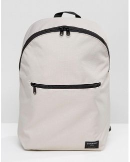Oliver Ripstop Backpack In Grey