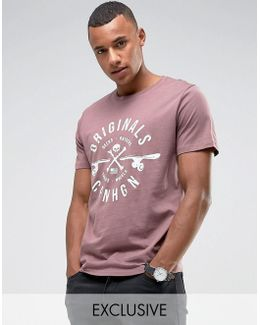 Originals T-shirt With Skate Graphic