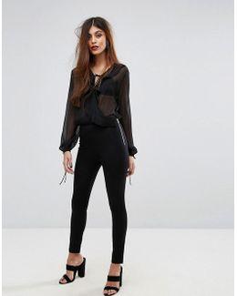Tailored Slim Trouser