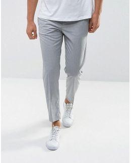 Man Smart Trouser In Grey