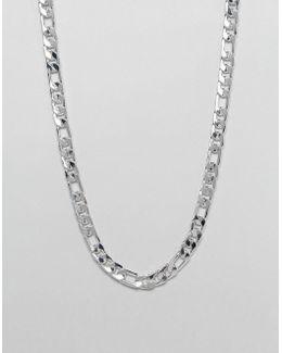 Heavyweight Chain In Silver