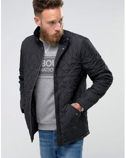 Chelsea Sports Quilted Jacket In Black