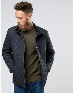 Chelsea Sports Quilted Jacket In Navy