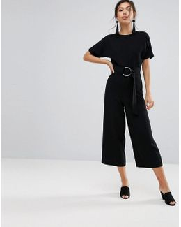 O-ring Jumpsuit