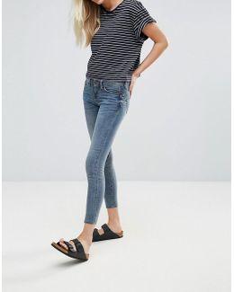 Nova Jen Cropped Skinny Jeans