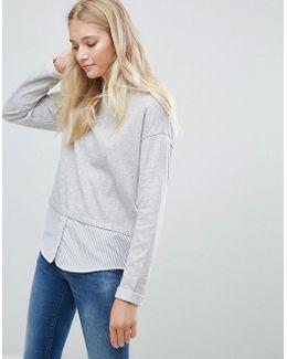Clara Layered Sweater