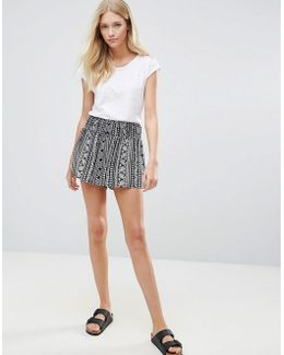 Stelle Printed Shorts