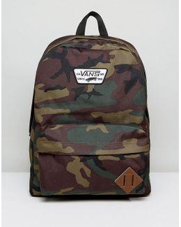 Old Skool Ii Camo Backpack V00oni97i
