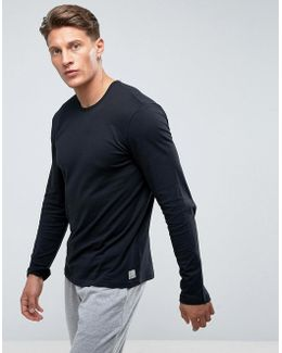 Long Sleeve Lounge Top