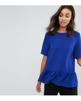 Citrulla Peplum Top