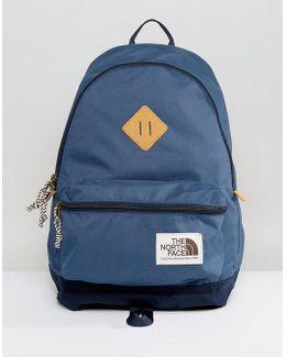 Berkeley Backpack 25 Litre In Navy