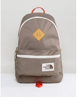 Berkeley Backpack 25 Litre In Brown