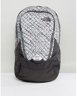 Vault Backpack 28 Litres In Grey/chainlink Print