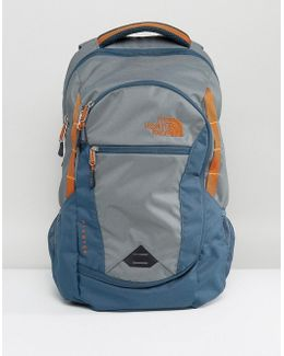 Pivoter Backpack 27 Litres In Gray/green/blue