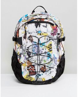Borealis Classic Backpack 29litre In Sticker Bomb Print
