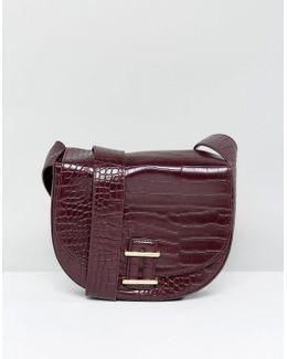 Mock Croc Bag