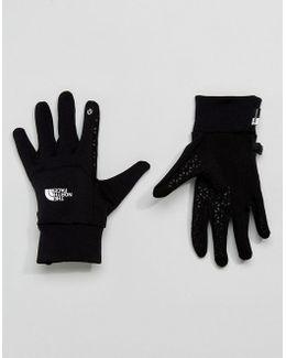 Etip Glove In Black