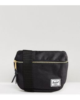 . Fifteen Black Bumbag