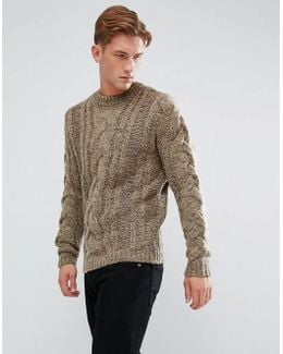 Chunky Cable Jumper