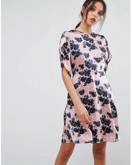 Olapola Short Sleeved Dress