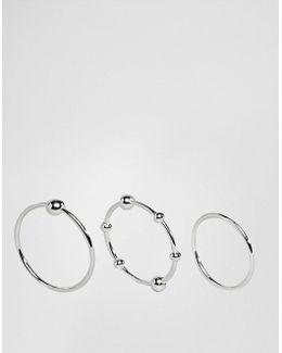 Multipack Ring Set